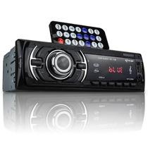 Auto Radio Automotivo Bluetooth Mp3 Player Usb Sd Som Carro