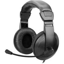 Fone De Ouvido Headset Gamer P2 Duplo Em Y C/garantia Barato