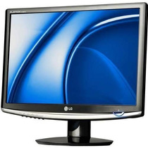 Monitor Lg 17 Widescreen W1752t Semi-novo