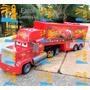 Caminhão Controle Remoto Truck Mcqueen Bateria Recarregável