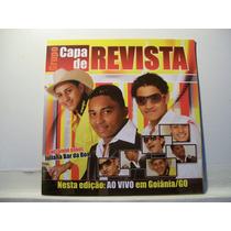 Grupo Capa De Revista, Ao Vivo Em Goiânia, Cd Original