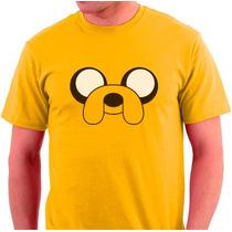 Camiseta Hora De Aventura Jack E Finn