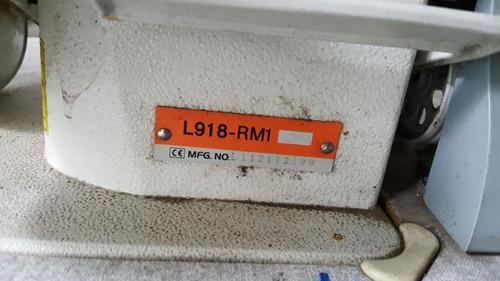 Máquina De Costura Industrial Reta Siruba L918 - Rm1