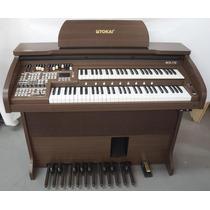 Lançamento! Órgão Eletrônico Tokai Md 750. Venha Conhecer.
