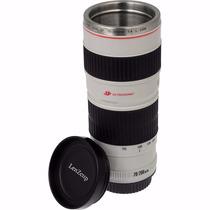 2x Presente Para Fotógrafo Copo Caneca Lente 70-200 F2.8