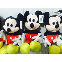 Mickey Pelucia Kit Com 5