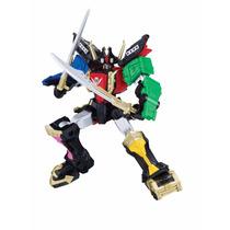 Figura Lendária Megazord 15cm Power Rangers Megaforce Bandai