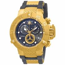 Relógio Invicta Subaqua Noma 15801 - Dourado Masculino