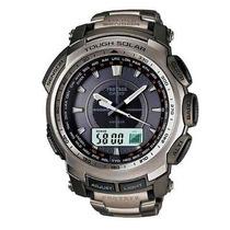 Relógio Casio Protrek Prg-510t-7dr - Prg250 Prg550 Prg510t