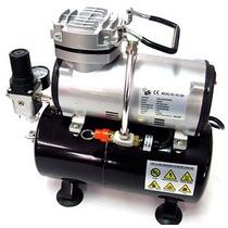 Compressor De Ar De Um Cilindro Com Tanque - Pressão Máx. 4b