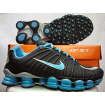Nike Shox Tlx (12 Molas) 2015 Original Frete Grátis