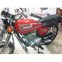 Cg 125 Ano 1978 Toda Restaurada