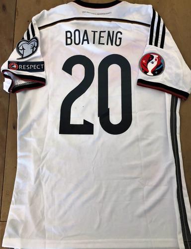 c1db4b6db7 Camisa Da Alemanha Autografada 13 Campeões Mundiais 2014