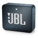 Caixa De Som Bluetooth Jbl Go2 3w Rms À Prova Dágua