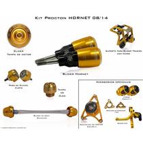 Kit De Slider Procton Racing Honda Cb600f Cb 600f Hornet