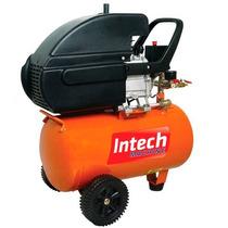 Compressor De Ar 5,3 Pés 1,5hp 20l Ce320 Intech Machine 110v