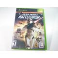 Jogo Xbox Primeira Geração - Star Wars Battlefront Completo