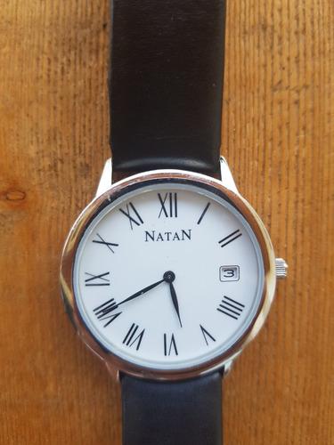 e4d49cc2e3d Relógio Original Natan - Pulseira De Couro - R  249 en Melinterest