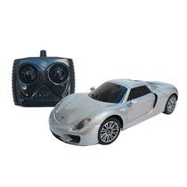 Carrinho Controle Remoto Porsche 918 Spyder Miniatura 1/32