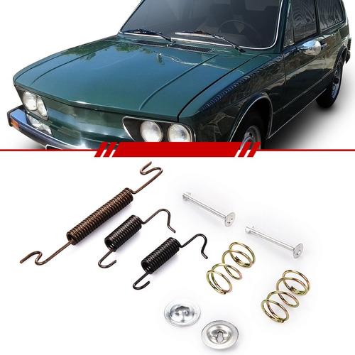 Kit Reparo Do Patim Traseiro Completo Brasilia 1986 A 1973