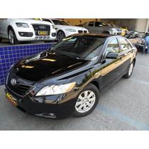 Camry Xle 3.5 V6 Gas 4p Automático 2008/2009 (blindado)