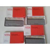 Escala Cor Vitapan Clareamento Dentário Odontologia Cod105
