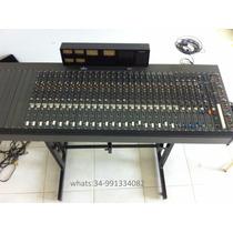 Console Mesa De Som Sony Mxp2900 Estudio ,estudo Trocas.