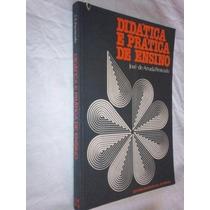 Livro - Didática E Pratica De Ensino - Pedagogia
