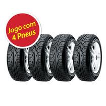 Kit Pneu Aro 14 Pirelli 175/65r14 P6000 82h 4 Unidades
