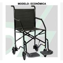 Cadeira De Rodas Econômica Cds - Pronta Entrega