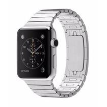 Relógio Apple Watch Bracelet Magnetic Leather 42mm Foto Pr