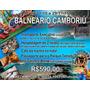 Excursão Balneário Camboriu C/ Beto Carrero World