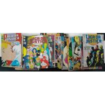 Liga Da Justiça Internacional 27 Volumes