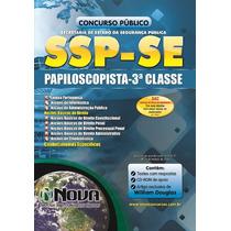 Apostila Concurso Papiloscopista Ssp Sergipe