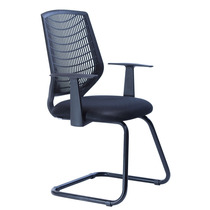 Cadeira Executiva Escritório Dl191 Fixa- Preta