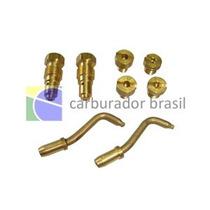 Kit Giclagem Para Carburador Solex H32 - Carburador Brasil