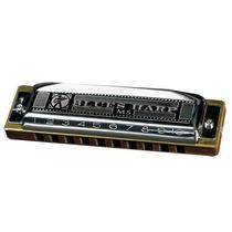 Harmônica Gaita De Boca Blues Harp Em C Dó 532/20 Hohner