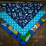 Kit Pet Shop - 200 Bandanas Sortidas -  Original