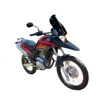 Bolha / Para-brisa Com Regulagens - Honda Xre 300