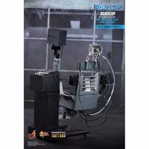 Robocop With Mechanical Chair Diecast Escala 1/6 - Hot Toys