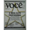 Você Sa #36 Ano 2001 A Nova Elite Profissional