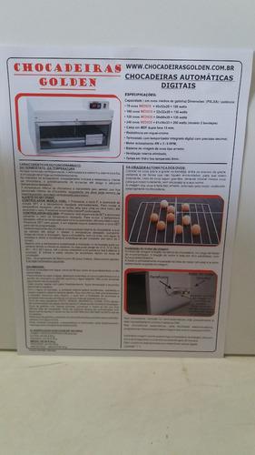 Chocadeira 70 Ovos, Automática, Coel - 12 X Sem Juros