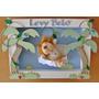 Maternidade Leão Na Rede Safári Floresta Zoo Bichos Pelucia