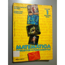 Livro Matemática Conceitos E Fundamentos Vol. 1