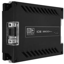 Módulo Amplificador Banda Ice 2500 1 Canal 2500 W Rms +frete