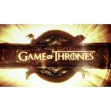Game Of Thrones 1ª2ª3ª4ª5ªe6ª Temporadas Dublada Frete Grat