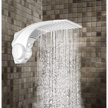 Ducha Lorenzetti Duo Shower Quadra Multitemperatura 220/7500