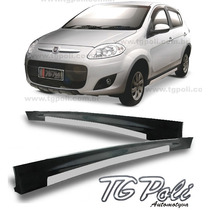 Spoiler Lateral Palio G5 2012 A 2015 Tgpoli Mod. Off Road