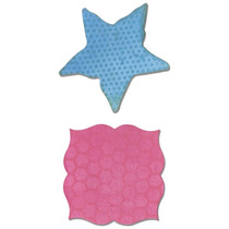 Faca De Corte Sizzix Movers & Shapers Magnetic Die Set