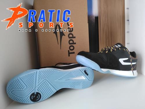 4086beca84 Tênis De Futsal Topper Dominator Pro - Oferta